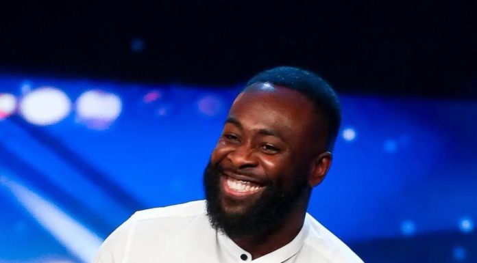 British Ghanaian Stand Up Comedian Kojo Anim Enters The Good Books Of Simon Cowell On Britains Got Talent