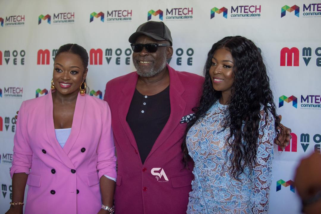 2ea8a65f9 Shirley Frimpong Manso Recruits Ghanaian Movie A-Listers Jackie ...