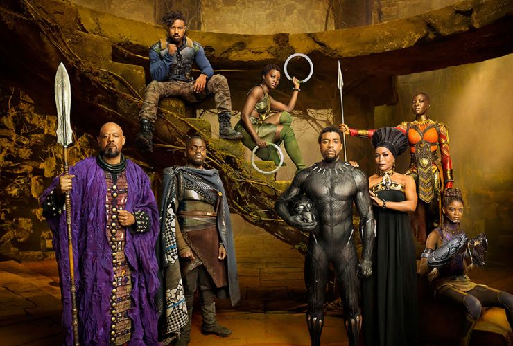 Sneak Peak Into What To Expect In Marvel S Black Panther Sequel To Be Released In 2021 Glam Africa