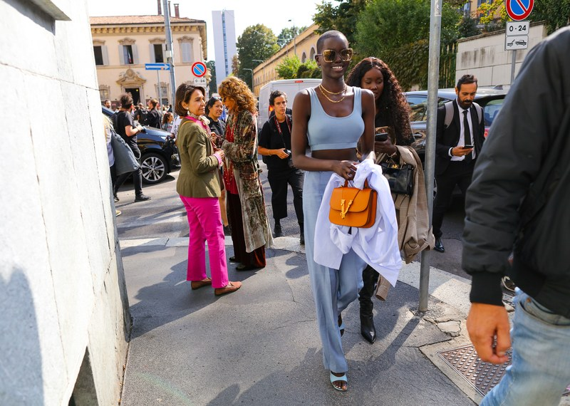 Our best street style looks from Milan Fashion Week