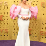 Dascha Polanco at Emmy Awards 2019.