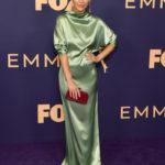 Cara Santana at Emmy Awards 2019.