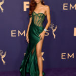 Zendaya at Emmy Awards 2019.