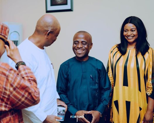 Davido & Chioma Confirm Imminent Wedding With An