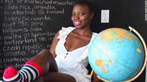 Jessica Nabongo travel blogger