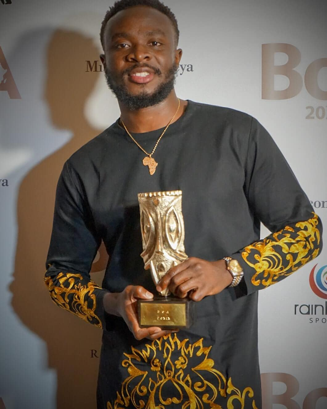 Influential Africans In Sports & Entertainment Honoured At Best Of Africa Awards In London