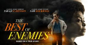 """The Best of Enemies"" the movie."