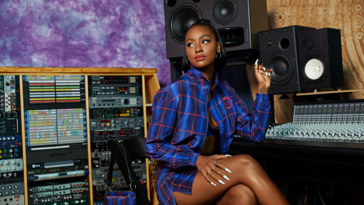 Justine Skye Takes First Leap Into Fashion, Announces Partnership With H&M