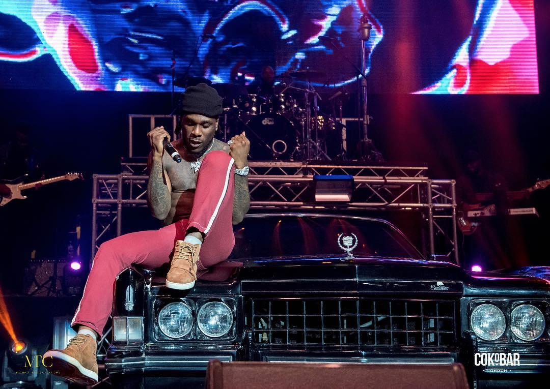 Burna Boy Channels Fela Kuti On 'My Money, My Baby'