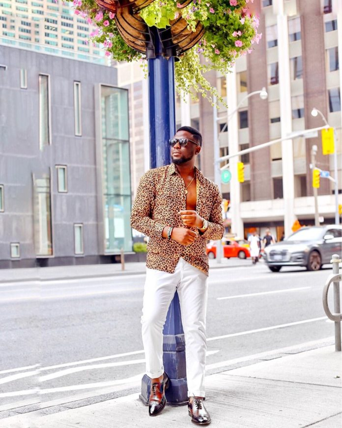 Style Maven: Canada-based Nigerian Fashionista Chukwunonso Ezekwueche Is Conquering The Fashion World One Style At A Time