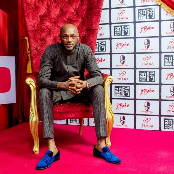 2Baba Shares Striking Visuals For 'Important'