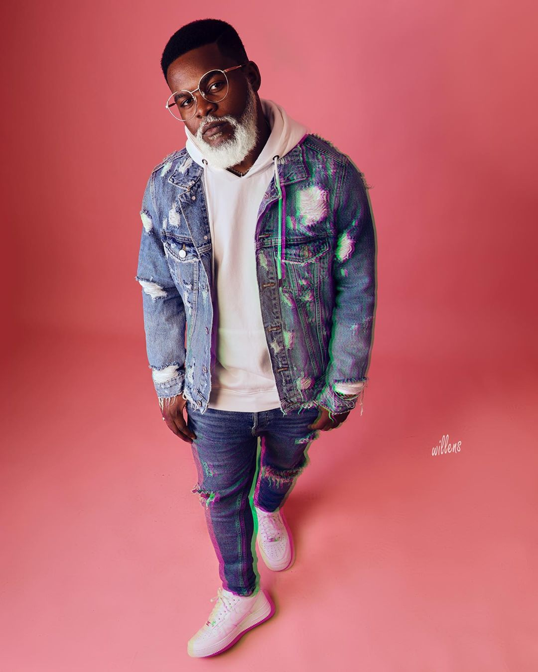 Falz Cleans His Instagram For New Look
