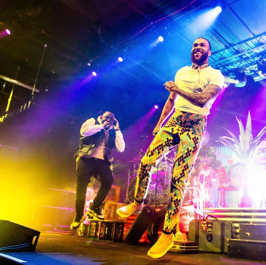 Jidenna Brings Ice Prince On '85 To Africa' New York Tour