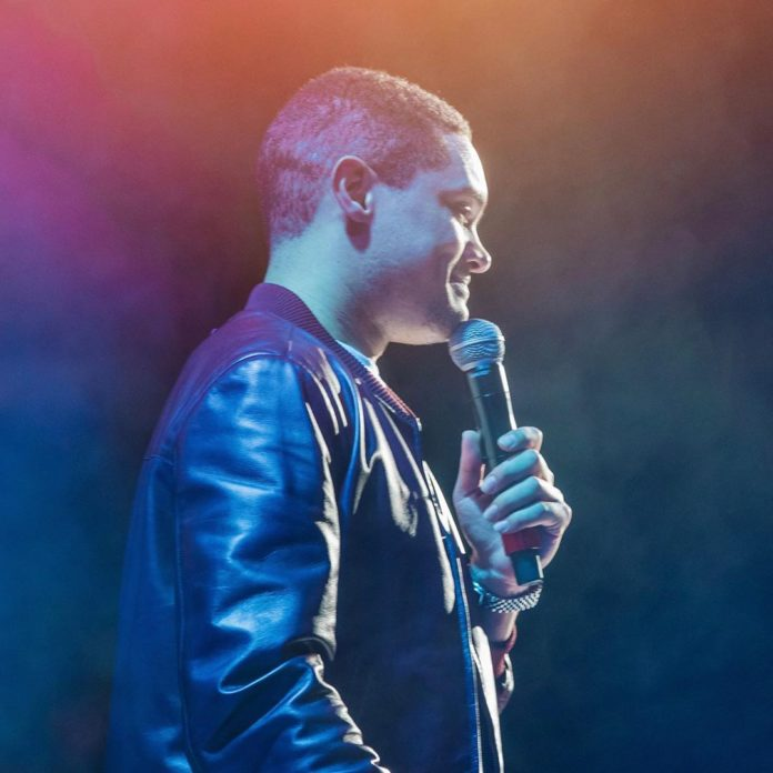 Trevor Noah Has Become The First African To Sell Out Madison Square Garden