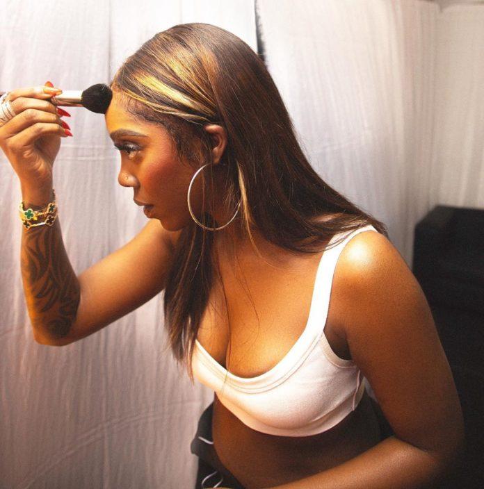 Tiwa Savage Shares The Secret To HerGleaming Skin