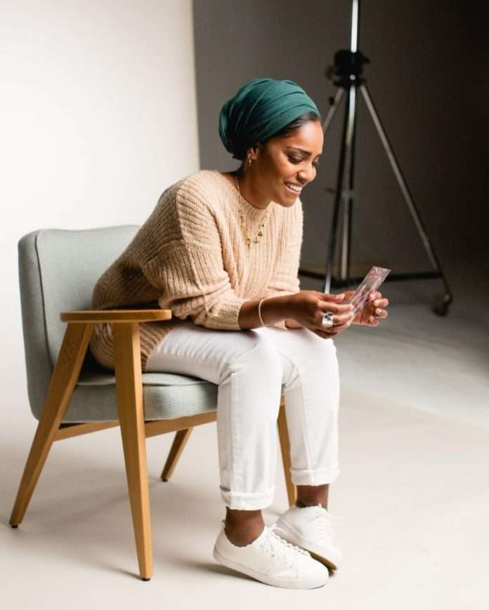 British author & Television Host Nadiya Hussain Talks Mental Health And Being Bullied Growing Up,best powder for black skin, all natural hair products for african american hair, lace wigs buy, mega thick growth oil, black people hair gel, monthly makeup subscription, good human hair wigs, birchbox, beauty sample subscription, awkward black girl, mac beauty box, hair magazine,