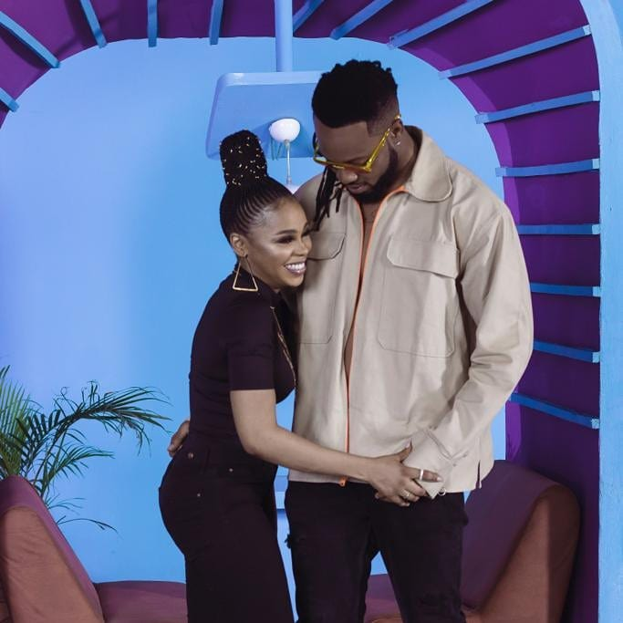 Flavour & Chidinma Release A Beauty Video For '40 Years'