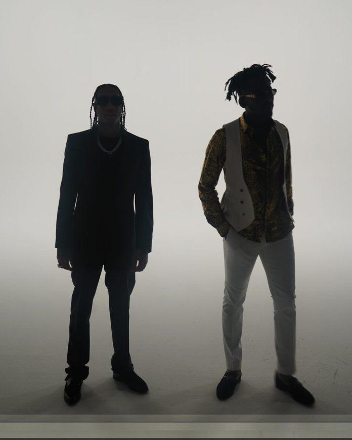 Mr Eazi Collaborates With Tyga On 'Tony Montana'