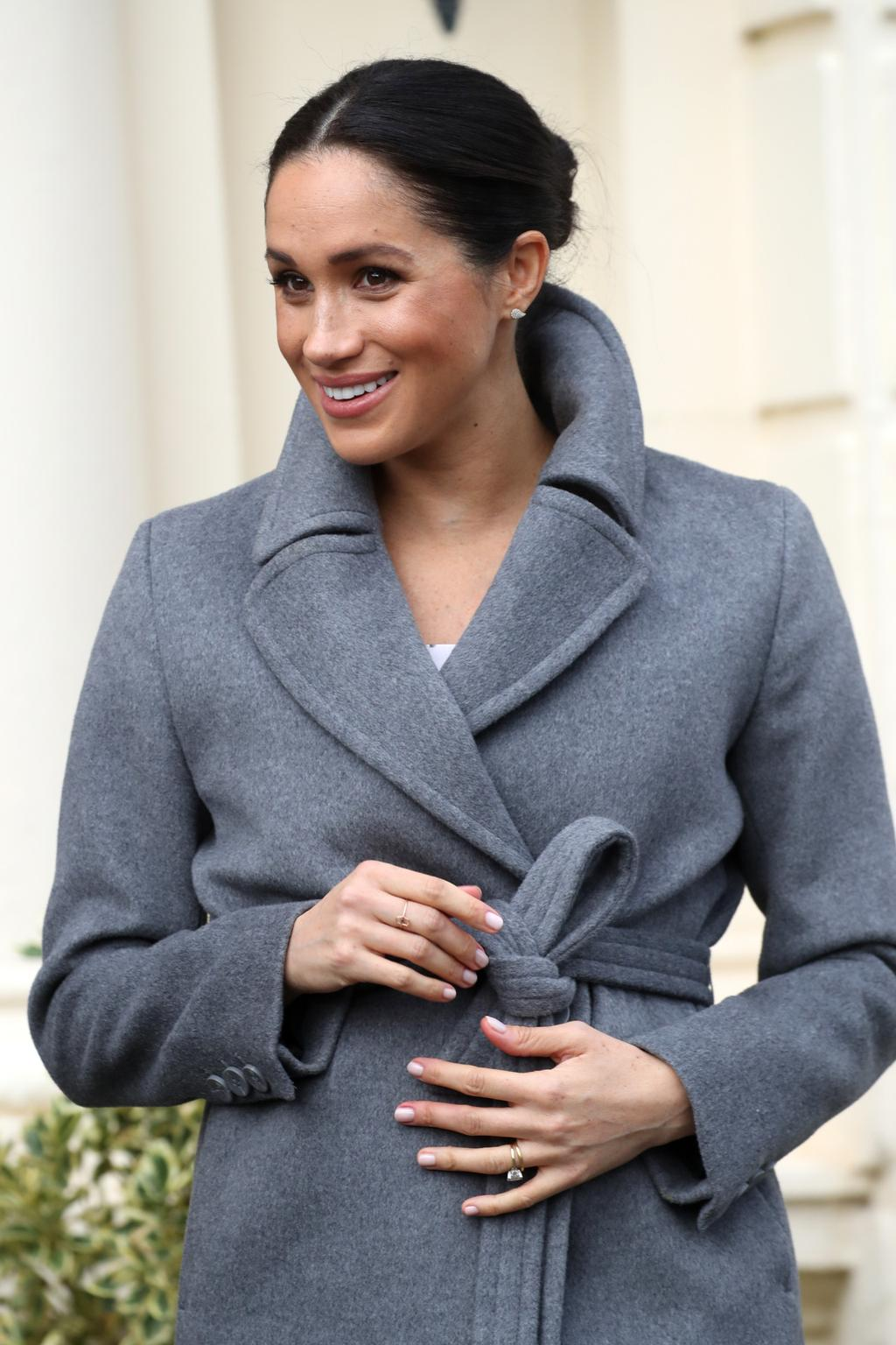 Hillary Clinton Encourages Meghan Markle To Stay Strong In The Face Of Criticism