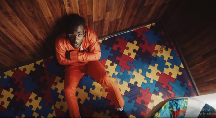 Burna Boy Parties At The 'Giant Club' In The Video For 'Omo'