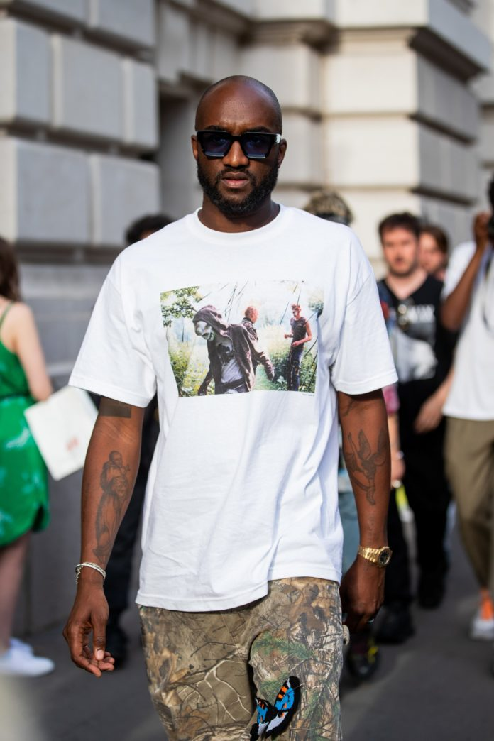 Virgil Abloh Returns To Work At Louis Vuitton After Working From Home For Months