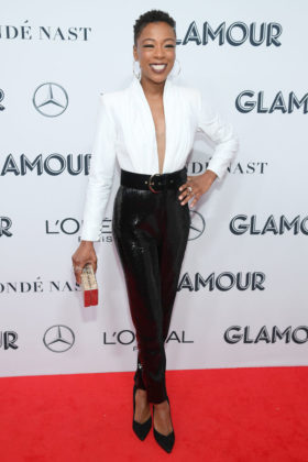 Samira Wiley at Glamour Women Of The Year Awards 2019
