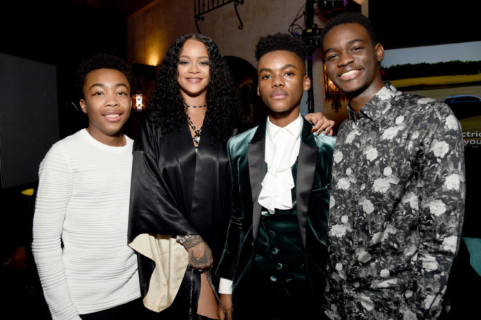 Rihanna Joins The Cast Of 'Queen & Slim' At AFI FEST 2019 Premiere