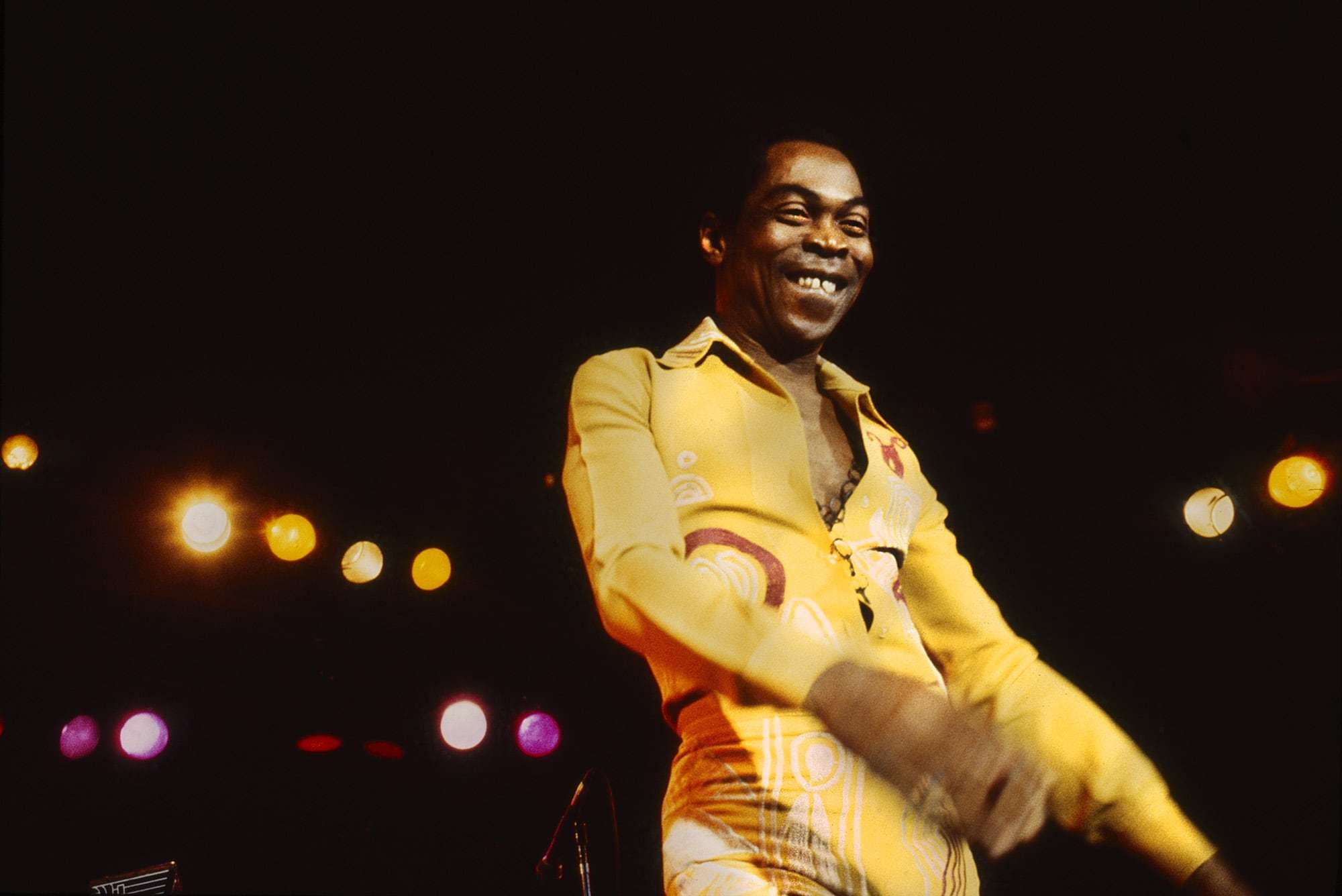 Fela Kuti's Legacy Continues With The Re-Release Of His 80's Classic Album 'Music Of Many Colours' & Official Website