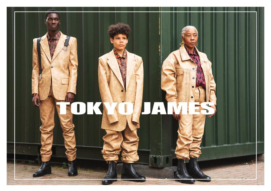 Spring/Summer 2020 Collection by Tokyo James.