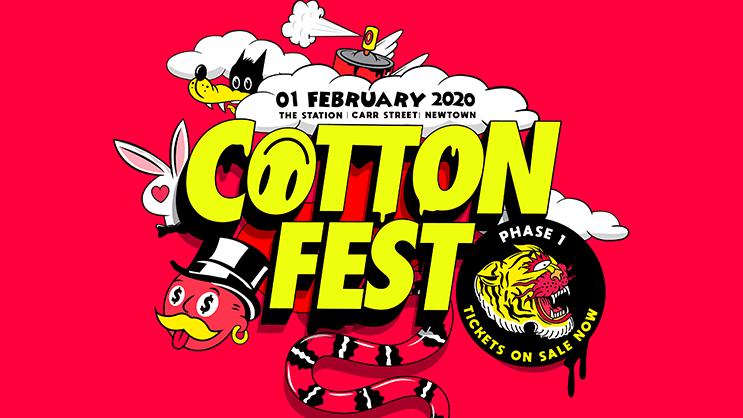 Riky Rick Announces The Line-Up ForCotton Fest 2020