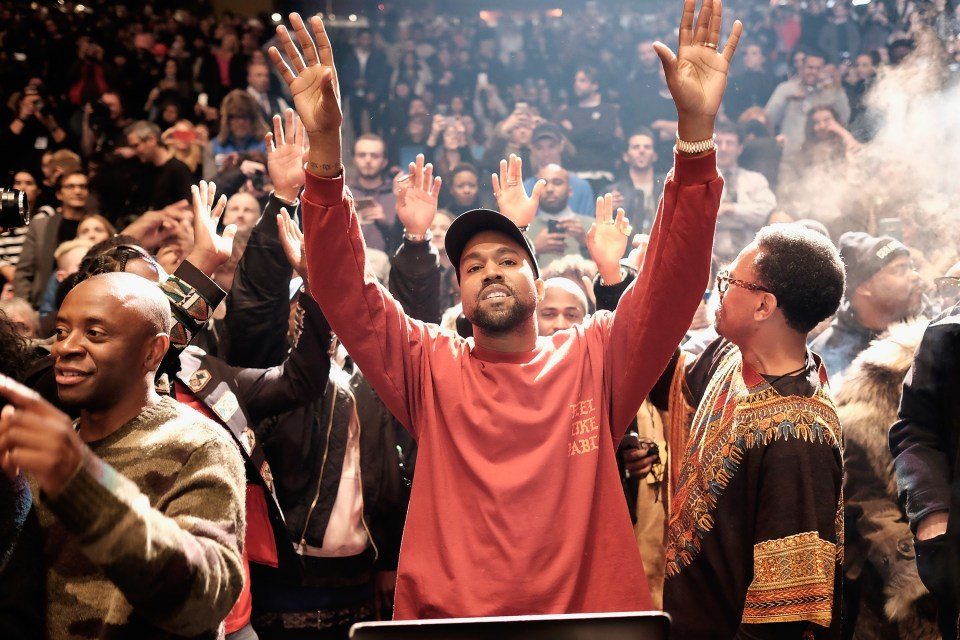 'Jesus Is King' By Kanye West Sits At The Top On Billboard Religious Albums Charts