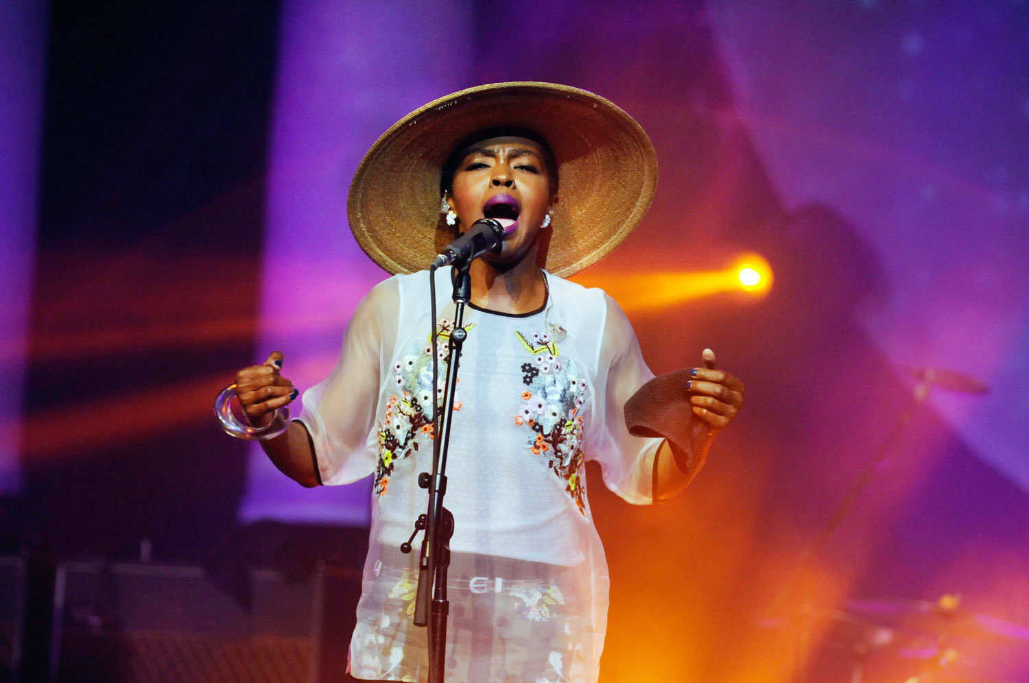 Lauryn Hill's First Solo Single In Five Years 'Guarding The Gates' Is Here