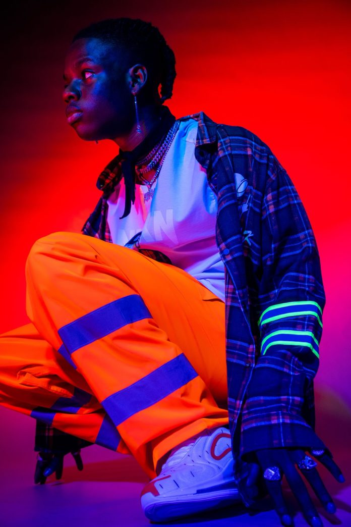 Rema's New Music Video For 'Lady' Off 'Bad Commando' EP Is Here