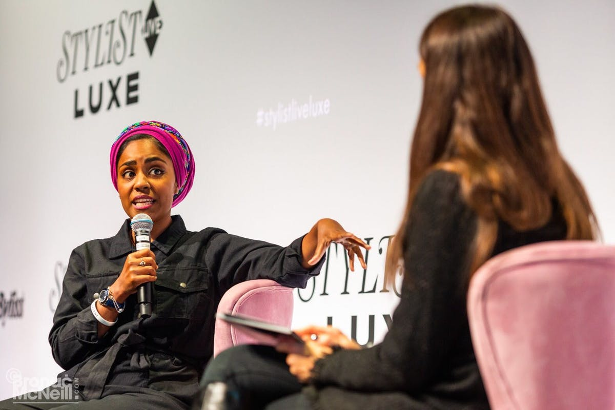 British author & Television Host Nadiya Hussain Talks Mental Health And Being Bullied Growing Up