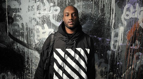 Virgil Abloh's Off-White Drops Its Latest Collection With Futura & Theophilus London