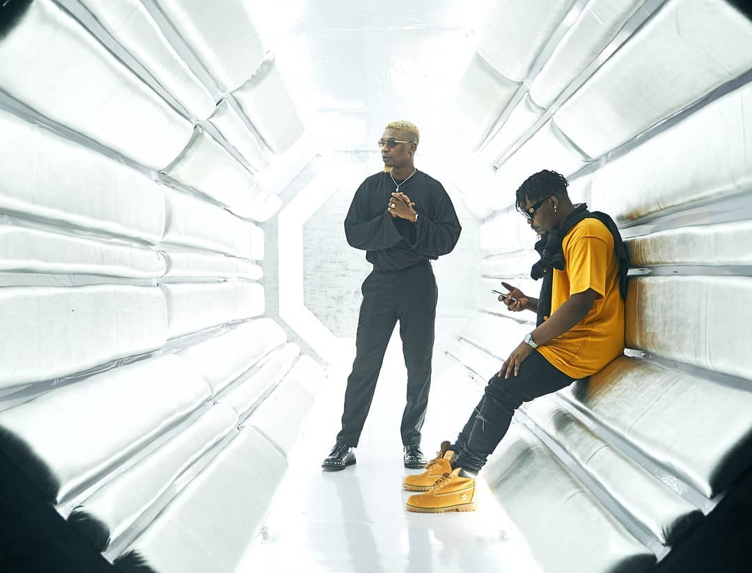 Reminisce Connects With Olamide, Naira Marley & Sarz On 'Instagram'
