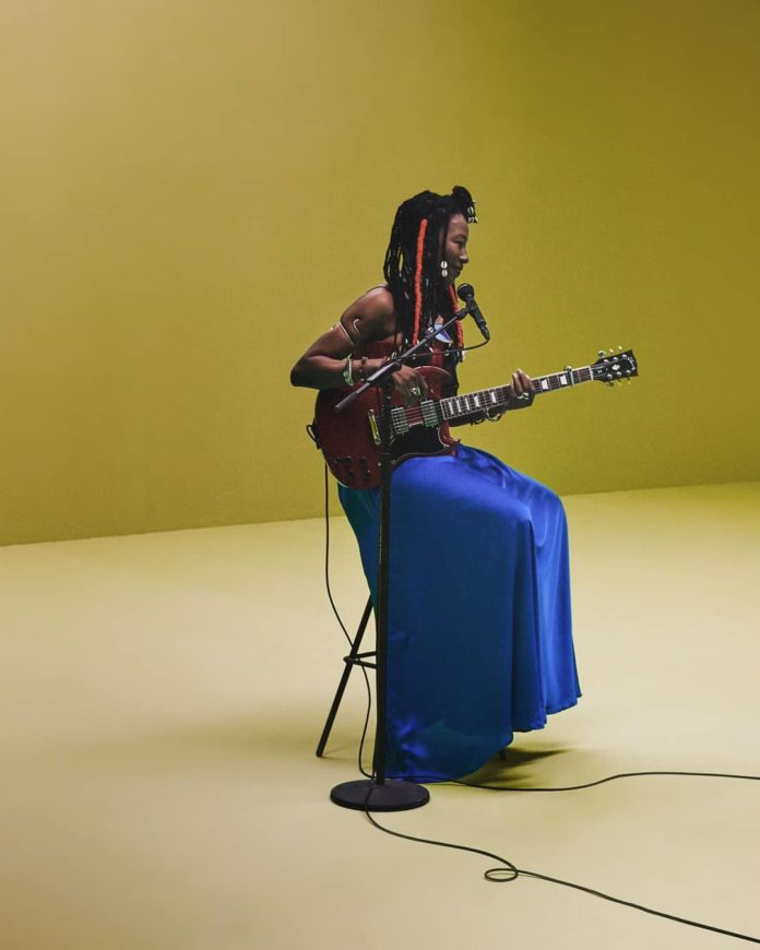 Fatoumata Diawara Is The Latest Performer On 'A Colors Show'