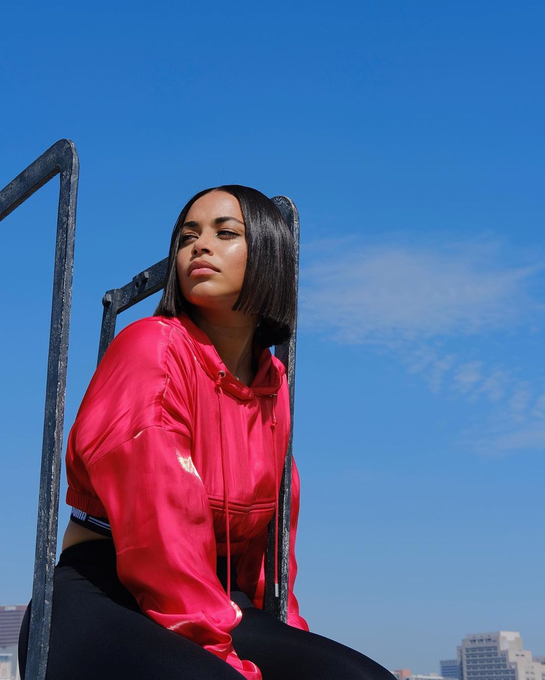 Puma Releases 'Forever Strong' Campaign With Lauren London