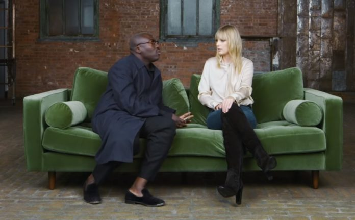Edward Enninful Hosts Taylor Swift As She Talks Personal Life & Music
