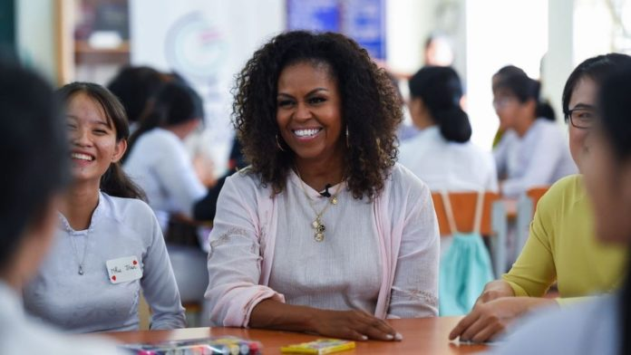 YouTube Originals Announces New Educational Program With Michelle Obama