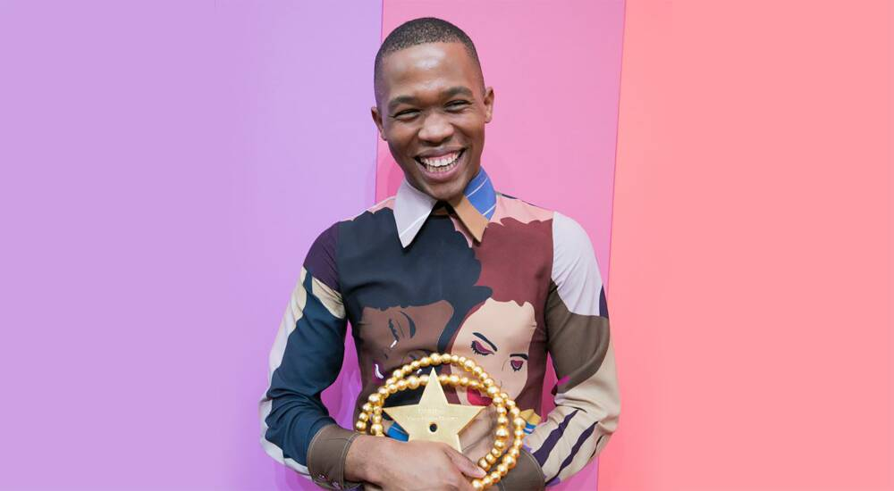Thebe Magugu wins LVMH Prize 2019
