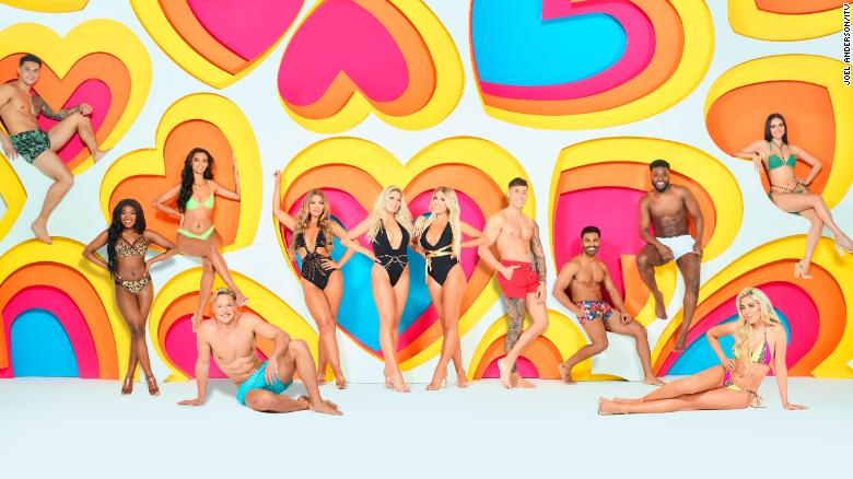 Love Island 2020 Contestants