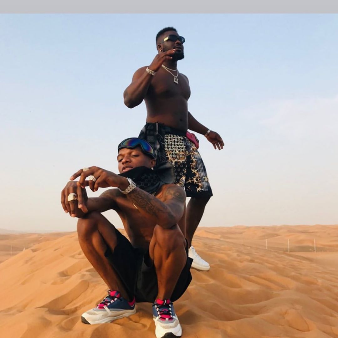 Blaq Jerzee Shares Visuals For 'Arizona' Featuring Wizkid