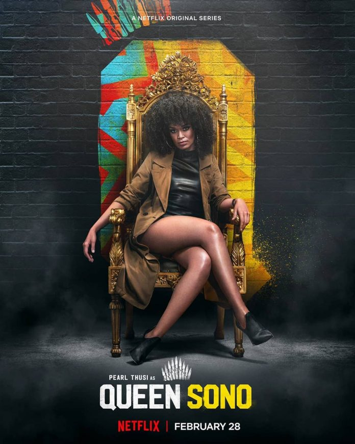 'Queen Sono' Starring Pearl Thusi Is Due For Global Release In February 2020