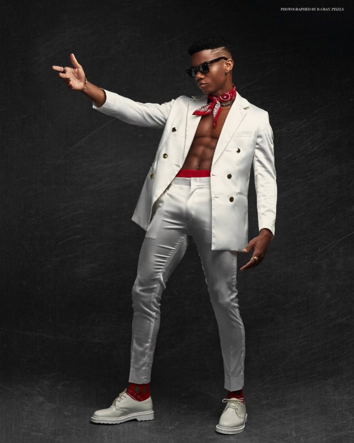 Ghana's Kidi Shares 'Enjoyment' To Officially Begin His 2020