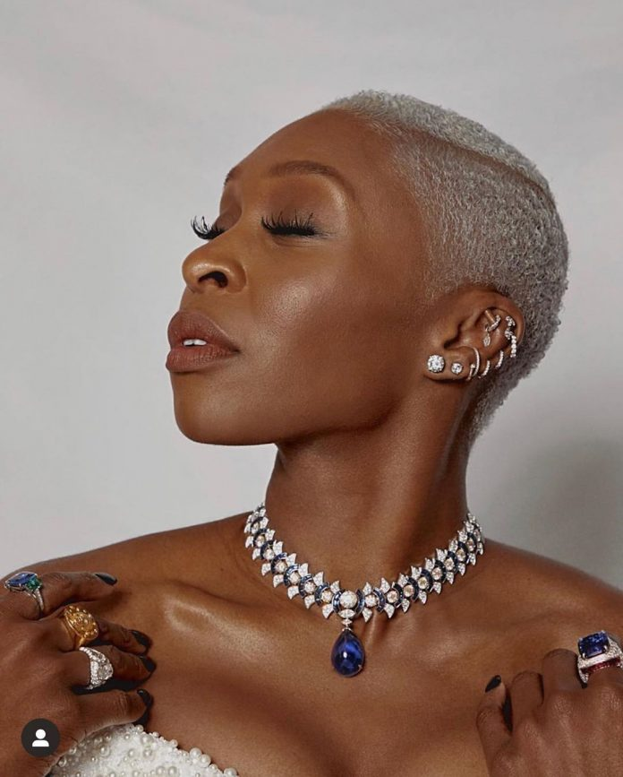 Cynthia Erivo Nominated For The Oscars 2020