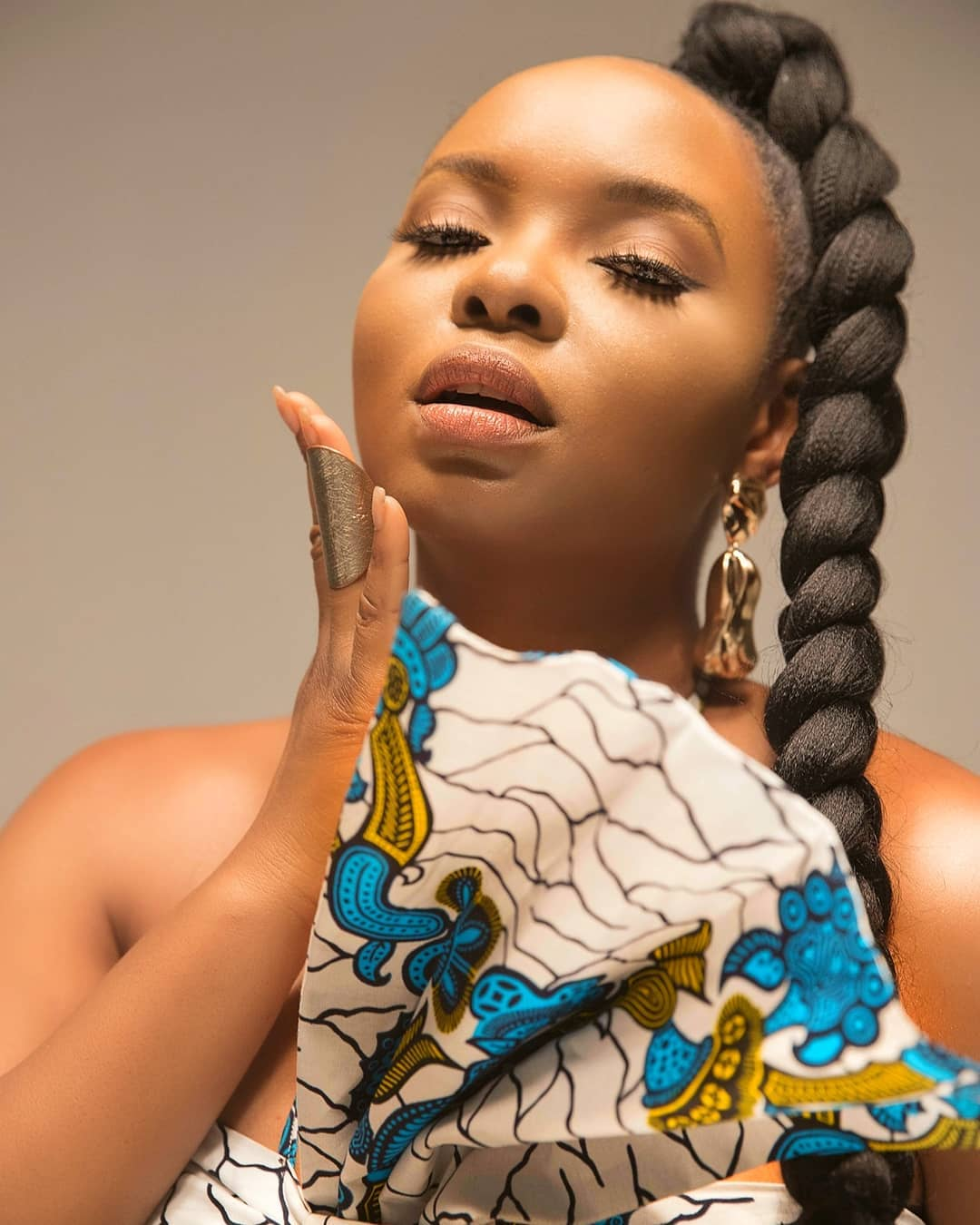 Yemi Alade Shares Her Ultimate Beauty & Skincare Routine | Glam Africa