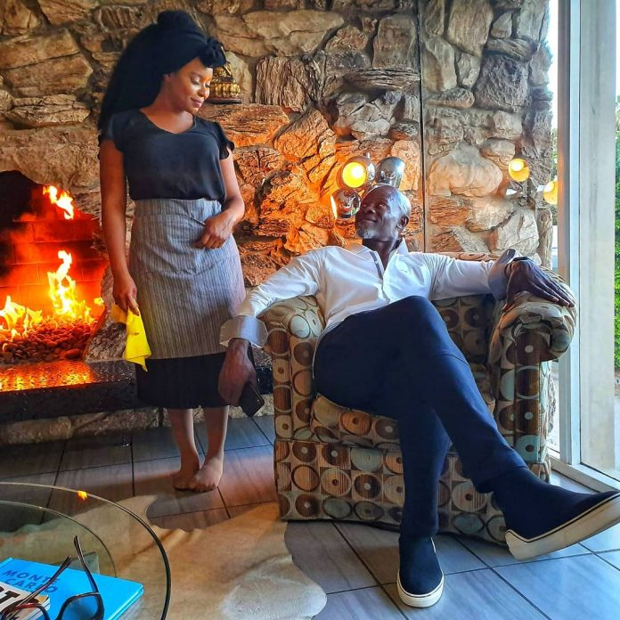 Hollywood Actor Djimon Hounsou Makes Cameo In Yemi Alade's 'Remind You' Video