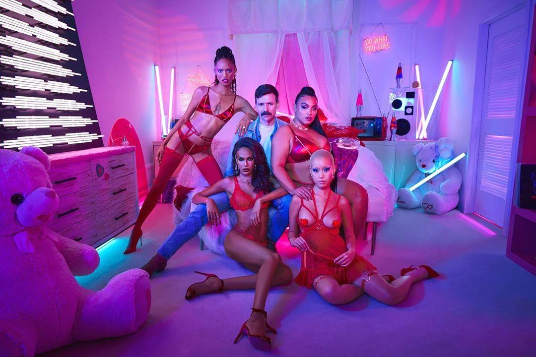Savage X Fenty Unveils Valentine Collection