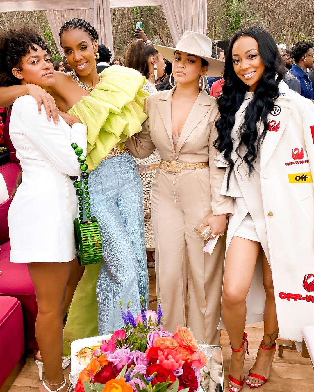 Roc Nation Holds An Exclusive Star-Studded Brunch Event
